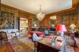 Château de La Caillotière - Grand Salon