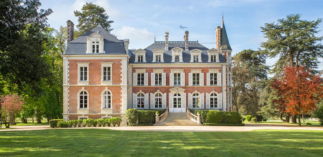 chateau de la Caillotiere