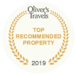 Oliver's Travels - Top Recommended Property 2019